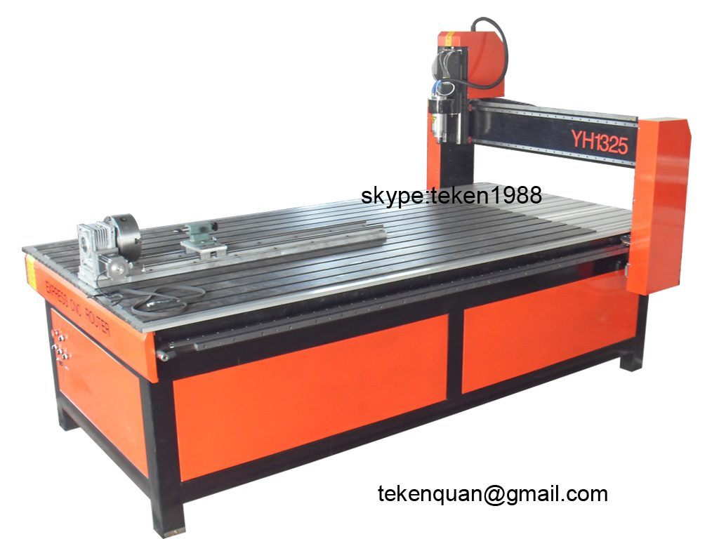 Cnc Router Picture In Wood Router From Jinan Itech Machinery Co Ltd ...