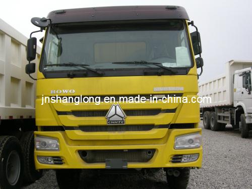 Low Price Sinotruck HOWO 6X4 371HP Dump Truck Zz3257n3247b