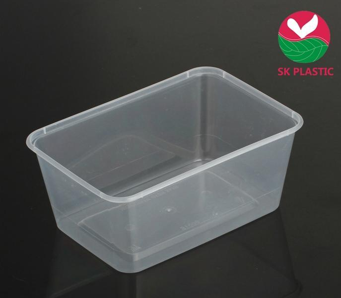 PP Food Container (S-1000)