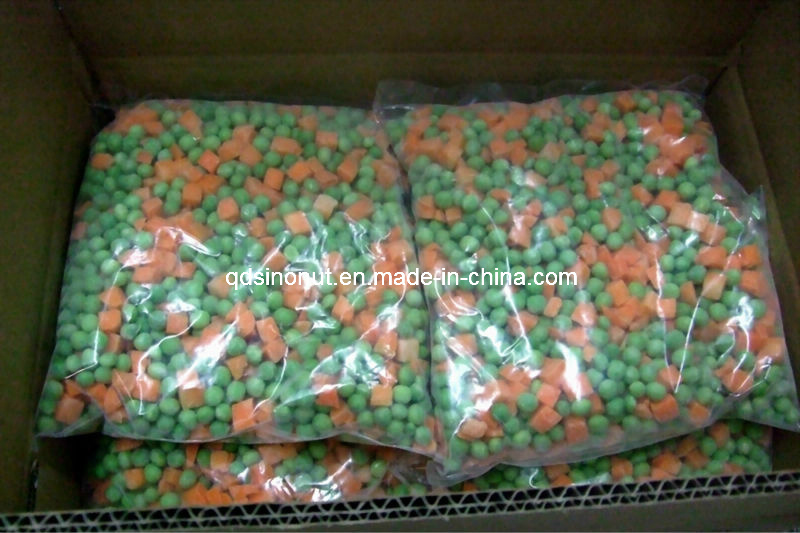 2015 Crop High Quality Frozen Mixed Vegetables