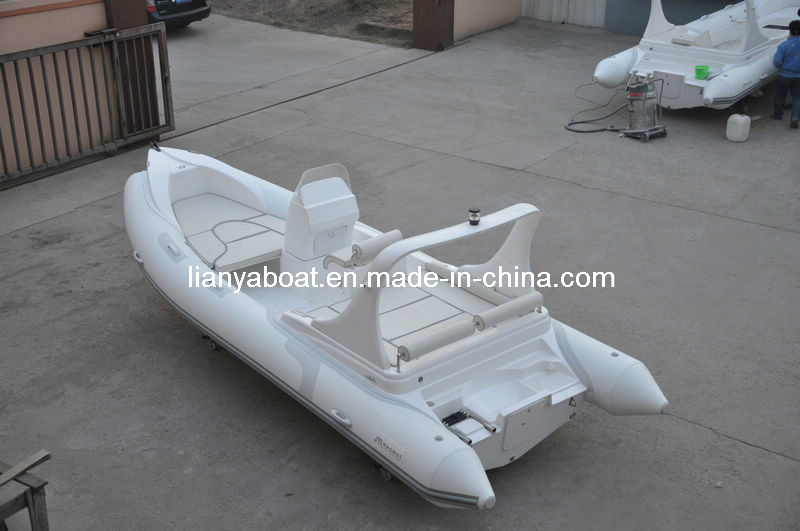Liya 6.2m Military Rigid Inflatable Hypalon Boats