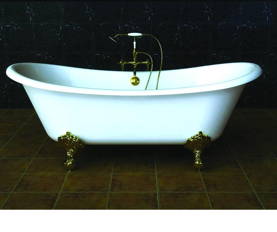 China Bathtub, Pig Iron Bathtub