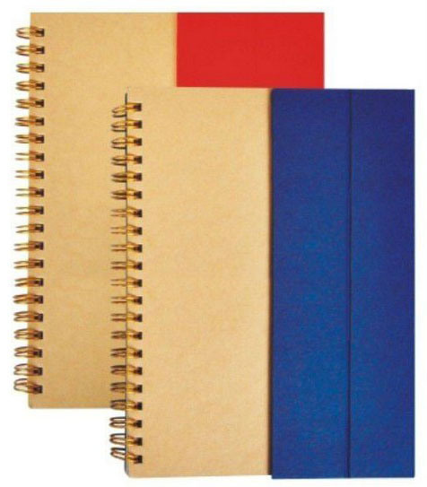 High Qualtiy Full Colour Printing Spiral Notebooks (YY-N0013)