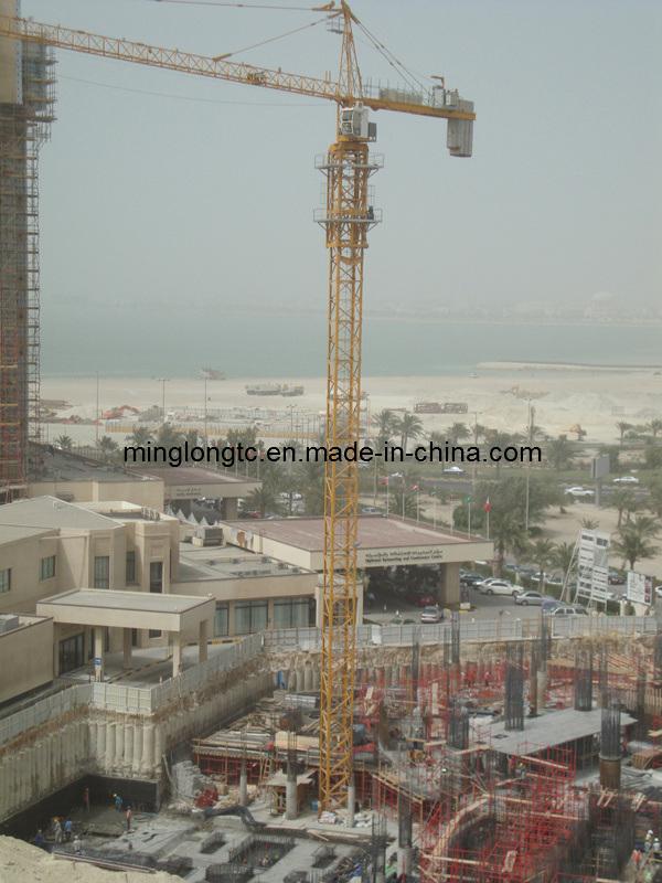 Stationary Tower Crane TC7016-Max. Capacity 12 Tons