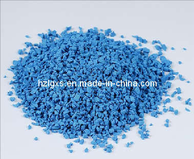 Sky Blue EPDM Granule (RN-7)