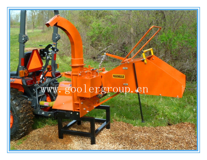 Wood Chipper (TH-8, TM-8, WC-8)