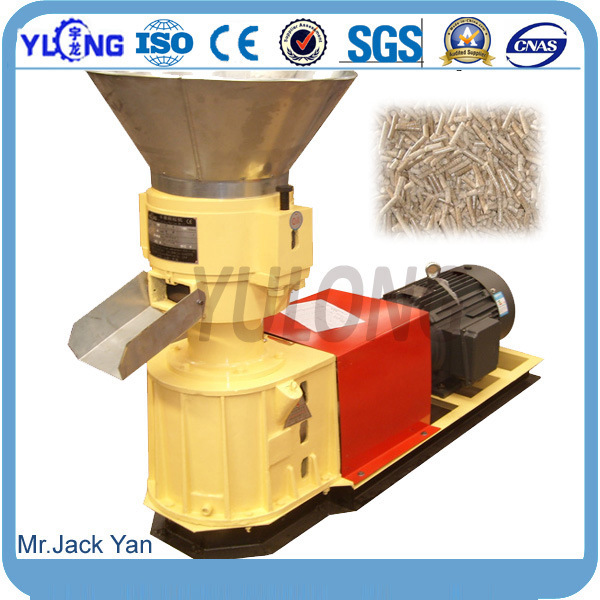 Small Wood Sawdust Pellet Press for Home Use
