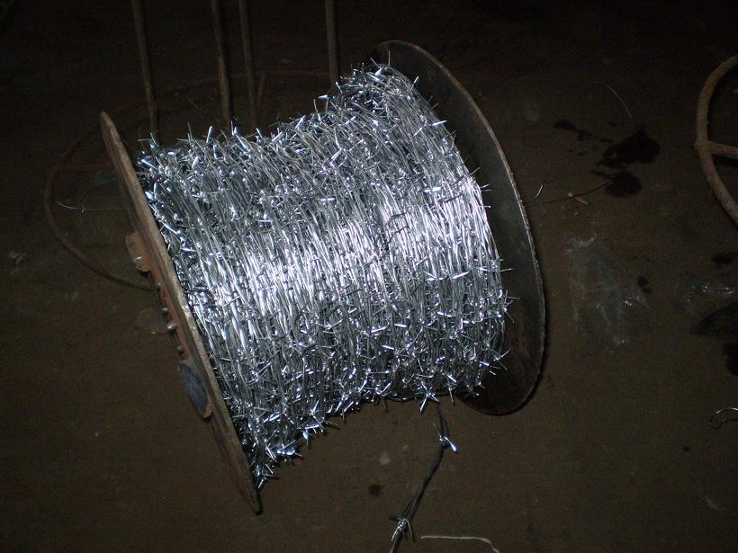 High Quality Barbed Iron Wire