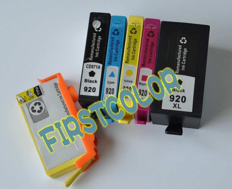 Remanufactured Inkjet Cartridges for HP 364xl, HP364xl with Chip