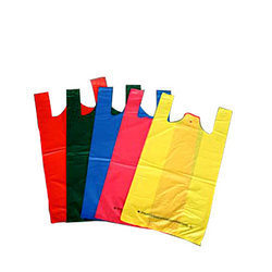 Colorful Vest Bag Without Printing
