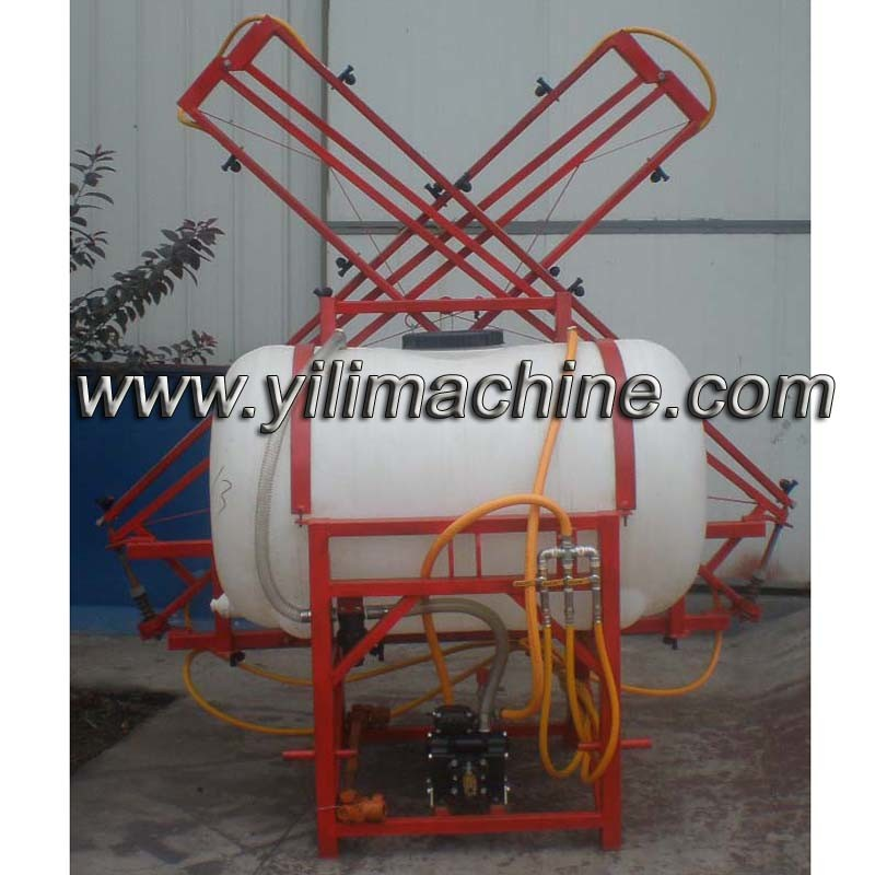 Tractor Mounted Boom Sprayers 3W-600 for Farm and Garden