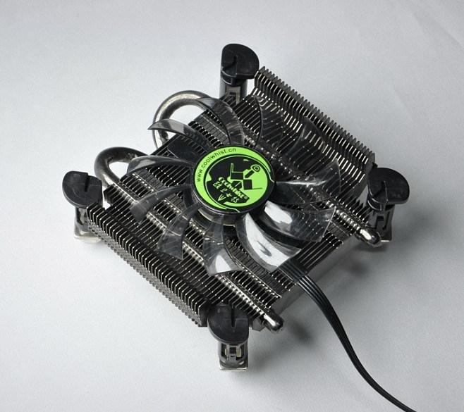 Mini Short Case CPU Cooling Fan (CW-CPU918)