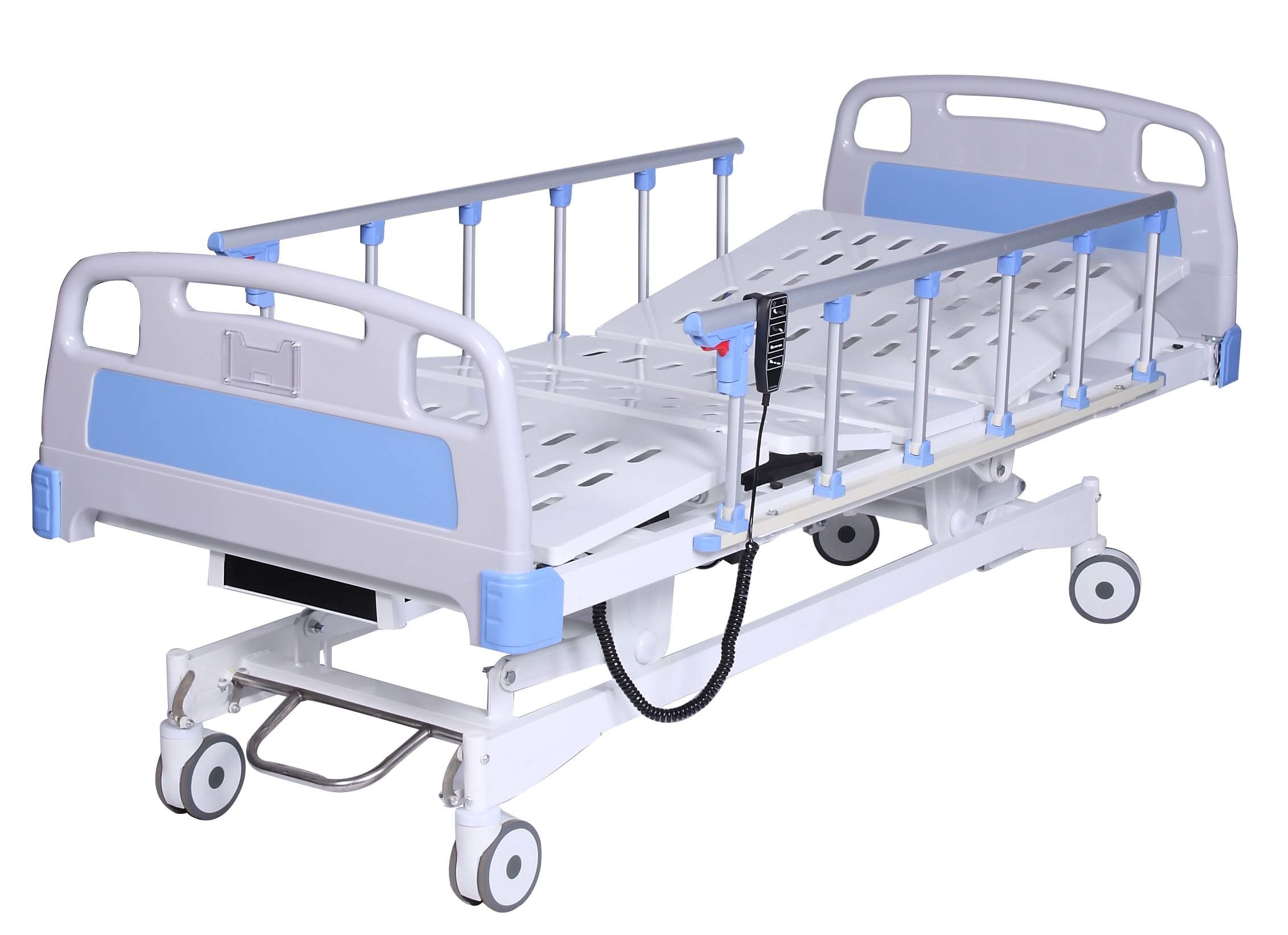 Electric Beds Medical : China dl f electric medical bed functions