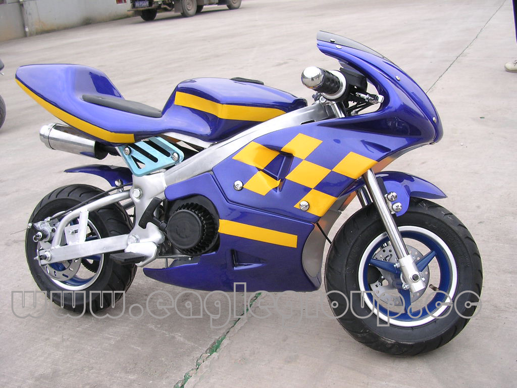 china mini pocket bike yg pk4 china pocket bike pocket bikes. Black Bedroom Furniture Sets. Home Design Ideas