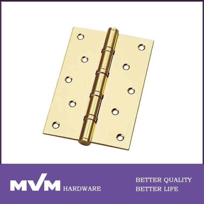 High Quality Good Hardware Iron Door Hinge Ms5040-4bb