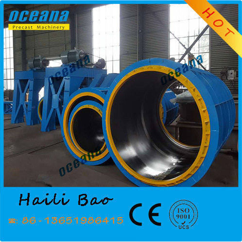 Reinforced Concrete Jacking Pipe Making Machine for Underground Drainage Pipe