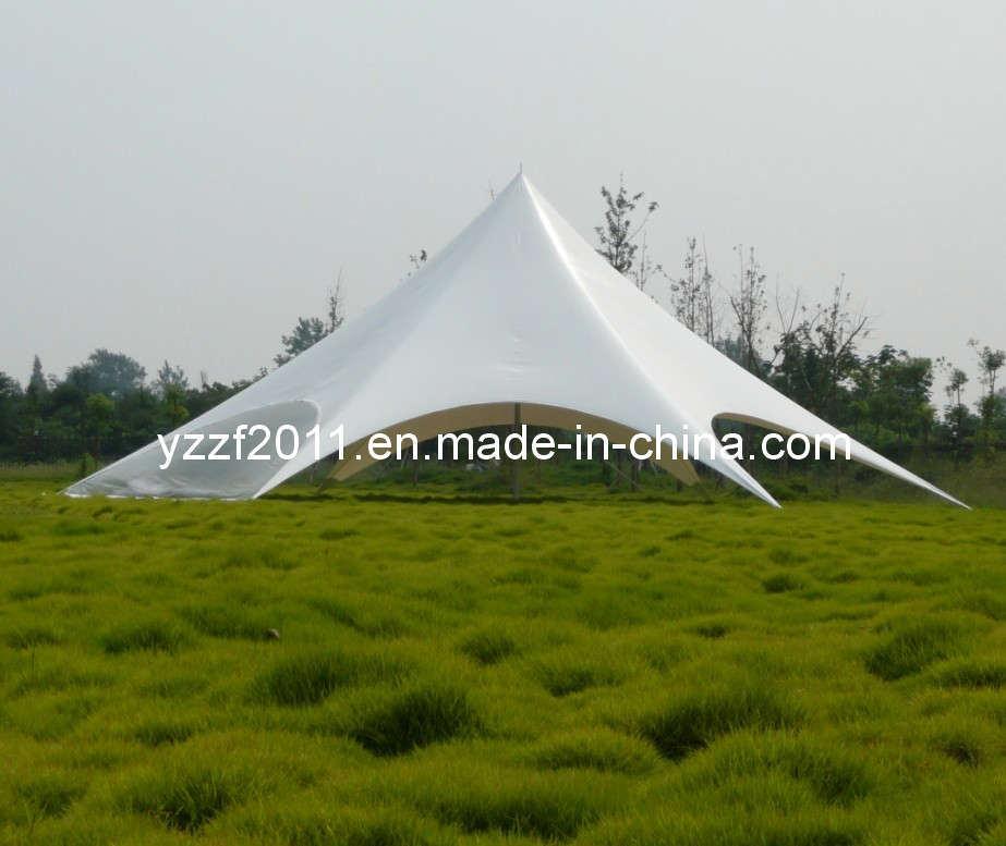 Star Canopy Star Shade PVC Tent