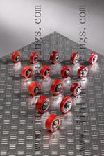 Nywindow Roller in Steel Housing (JL-1)