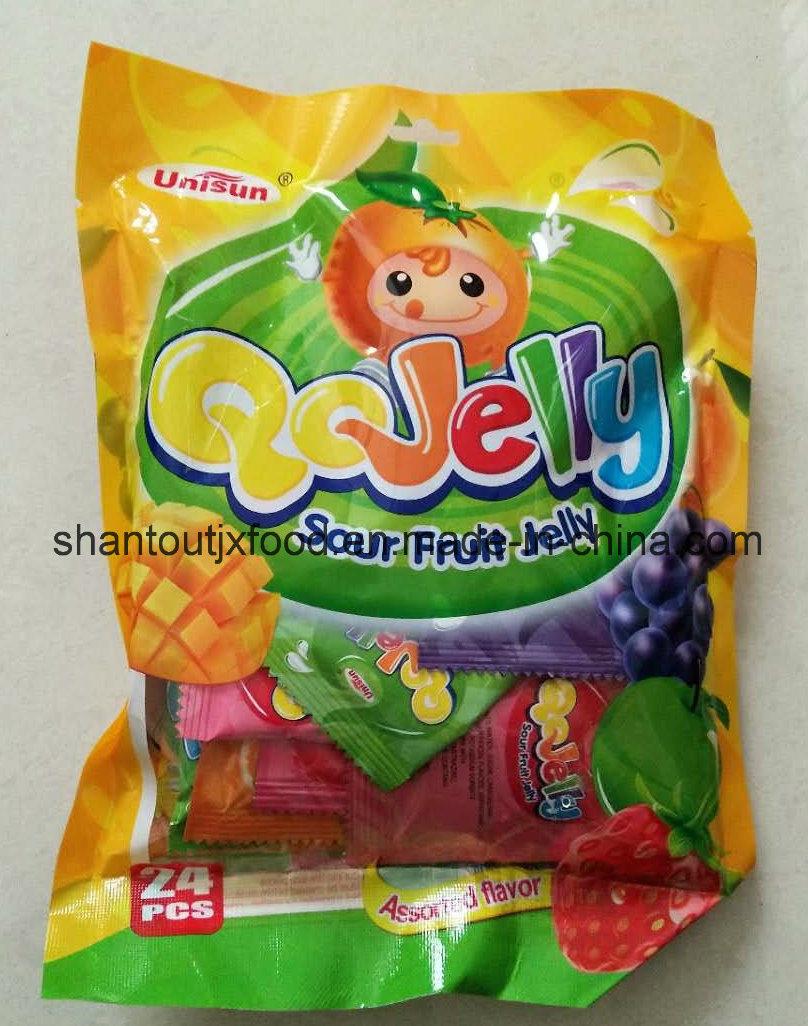 Sour Fruit QQ Jelly