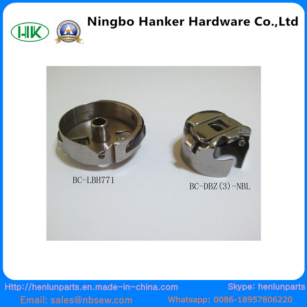 Chinese Supplier of Sewing Machine Part for Bobbin Case (BC-DBZ(3)-NBL)