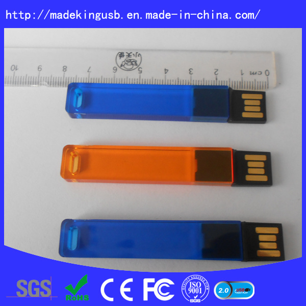 New Design Acrylic Crystal USB Flash Drive