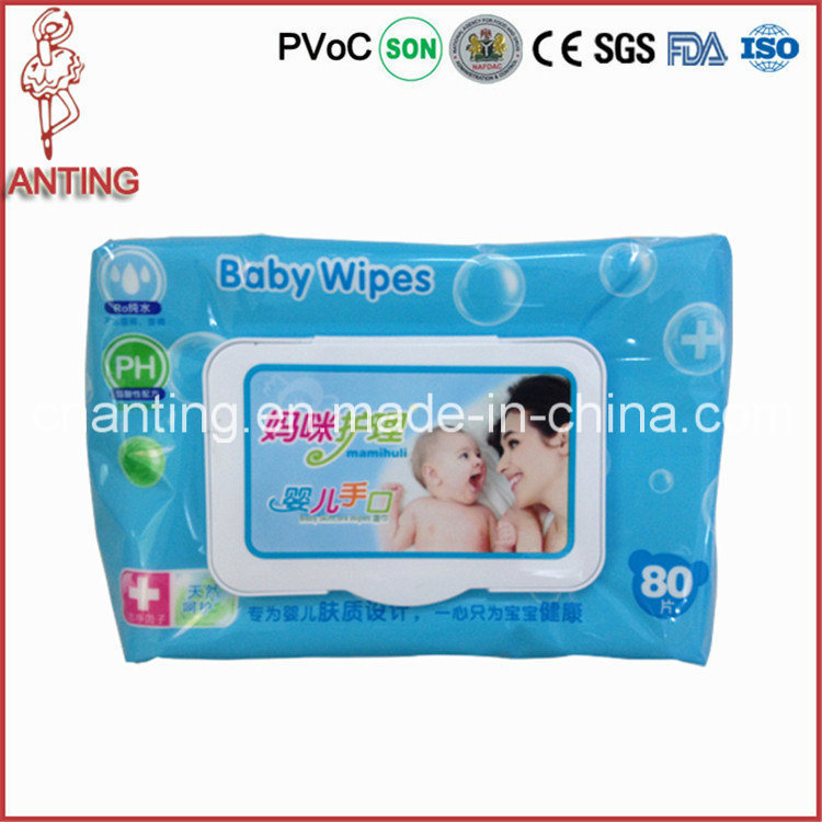 Private Label Baby Wipe Factory Wholesale Baby Wipe China Supplier, Alcohol Free Baby Wet Wipe Price Competitive, Wet Wipes Baby