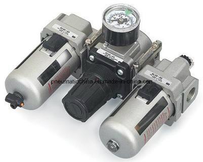 Pneumatic Frl (air fitler, air regulator, lubricator)