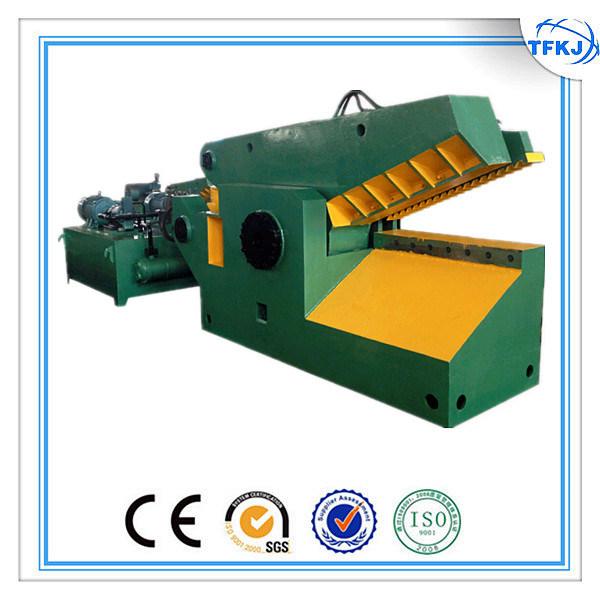 Q43-3150 Hydraulic Scrap Metal Cutting Alligator Shear