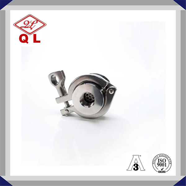 Sanitary Stainless Steel Air Blow Check Valve Female NPT