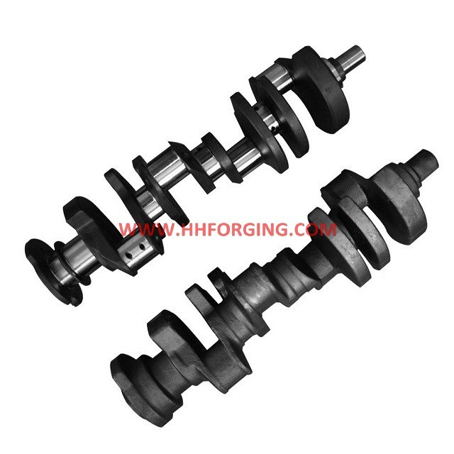 OEM High Quality Hot Die Forging Auto Engine/Steering Parts