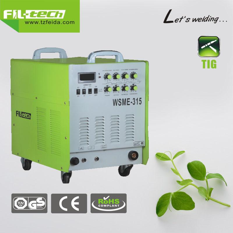 Mosfet Inverter AC/DC TIG Welding Machine (WSME-200/250/315)