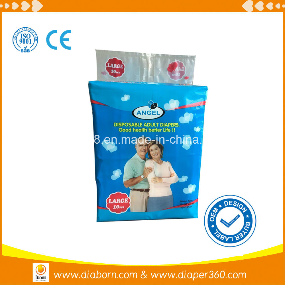 Economic Disposable Cheap Adult Diaper