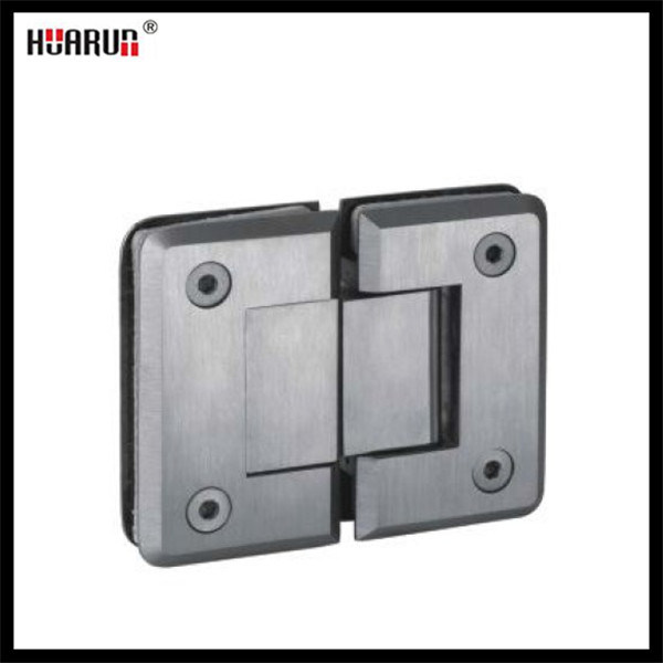 Glass to Glass 180 Degree Shower Door Hinge (HR1500H-2)