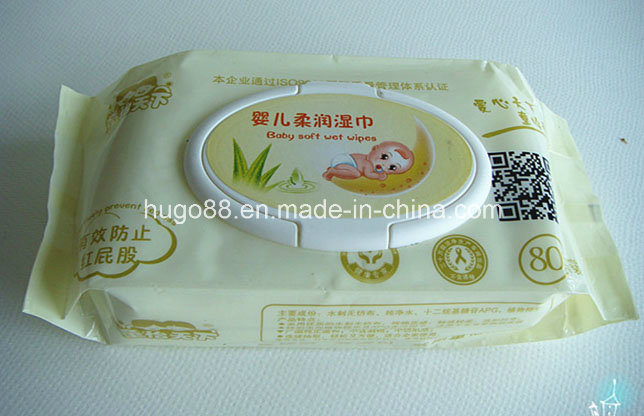 2015 Baby Wet Wipes From China Factory