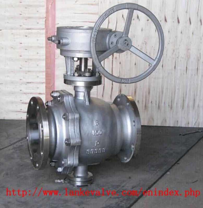ANSI 150lb Forged Steel Ball Valve with Flanged