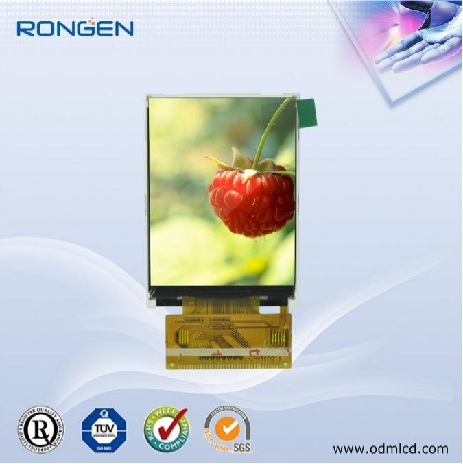 Rg-T240mcqi-01 2.4 Inch TFT LCD Display DV Mobile Device
