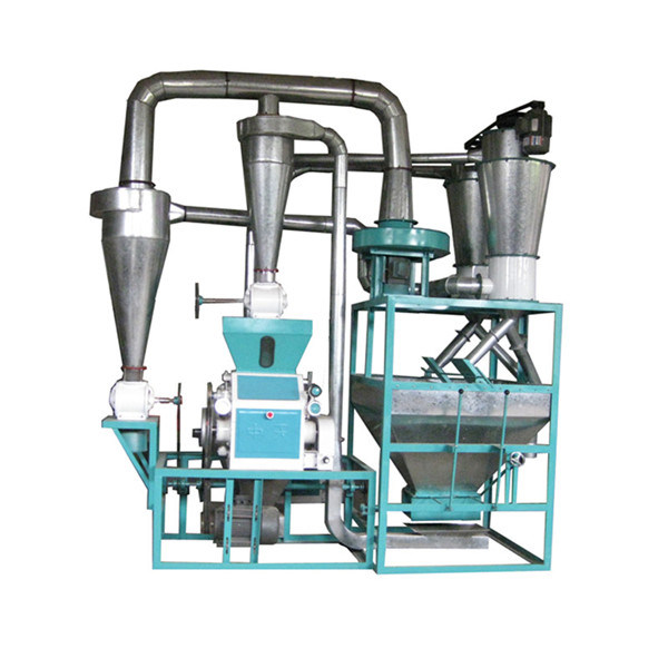 Small Corn Milling Machine, Flour Grinding Machine