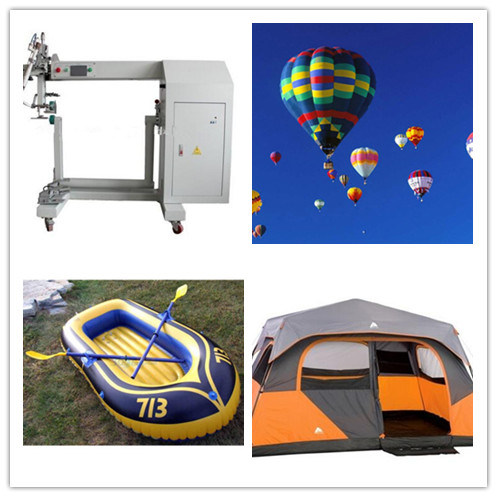 Hot Air Seamless Welding Machine for Large Tent, Tent Welding Machine Ce Approved