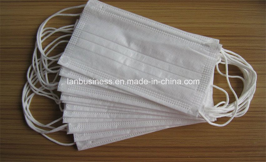 Nonwoven Face Mask/Protective Face Mask/Surgical Face Mask