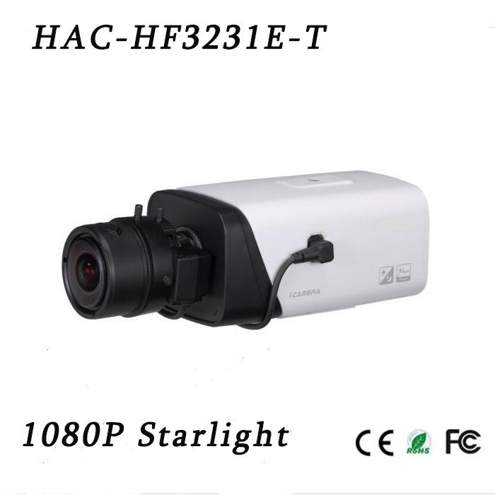 2megapixel 1080P Starlight Hdcvi Box Camera{Hac-Hf3231e-T}