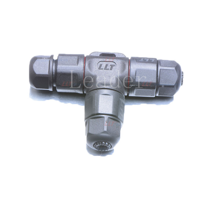 Watertight LED Connector Cable Accessories for Power Supply