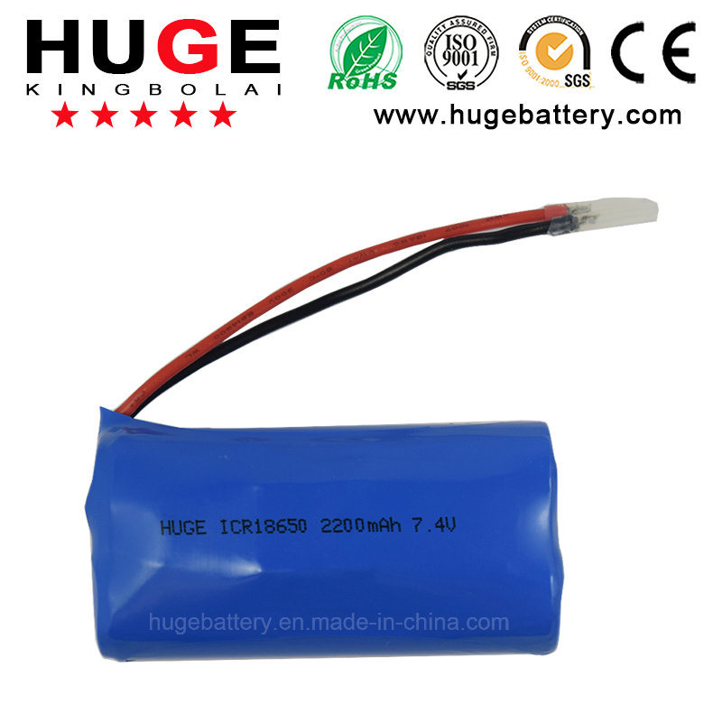 3.7V 18650 5000mAh Lithium Ion Battery (ICR18650)