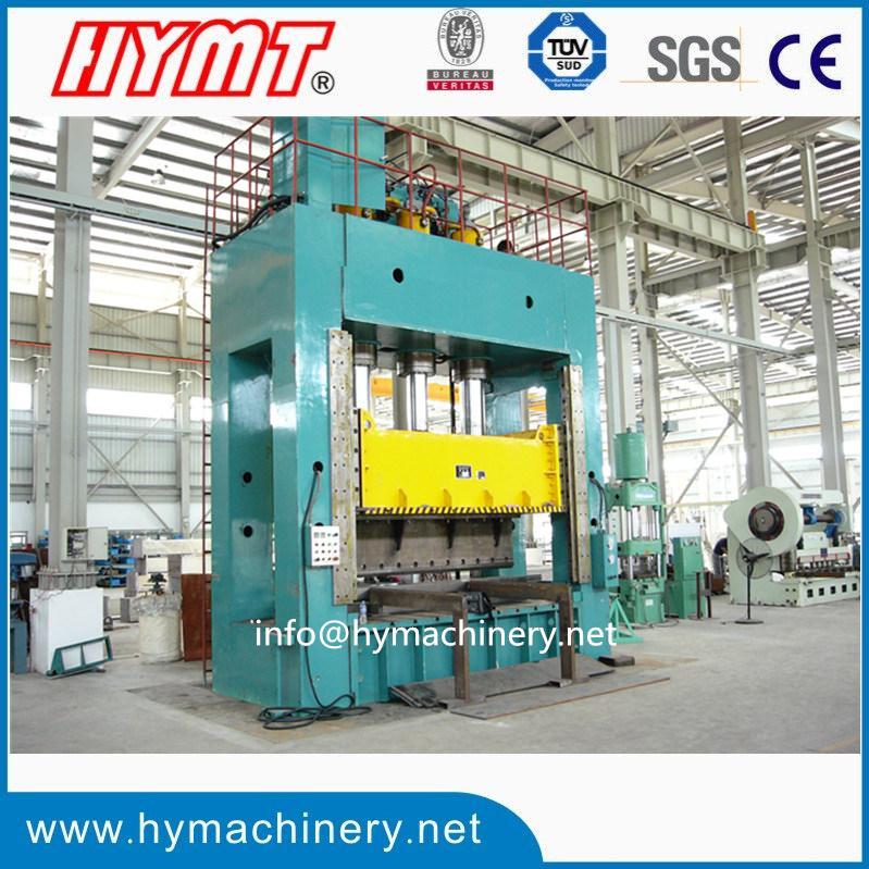YQ32-1600T hydraulic stamping press machine/metal forging machine