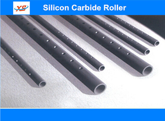 Refractory Reaction Bonded Silicon Carbide Cooling Pipes