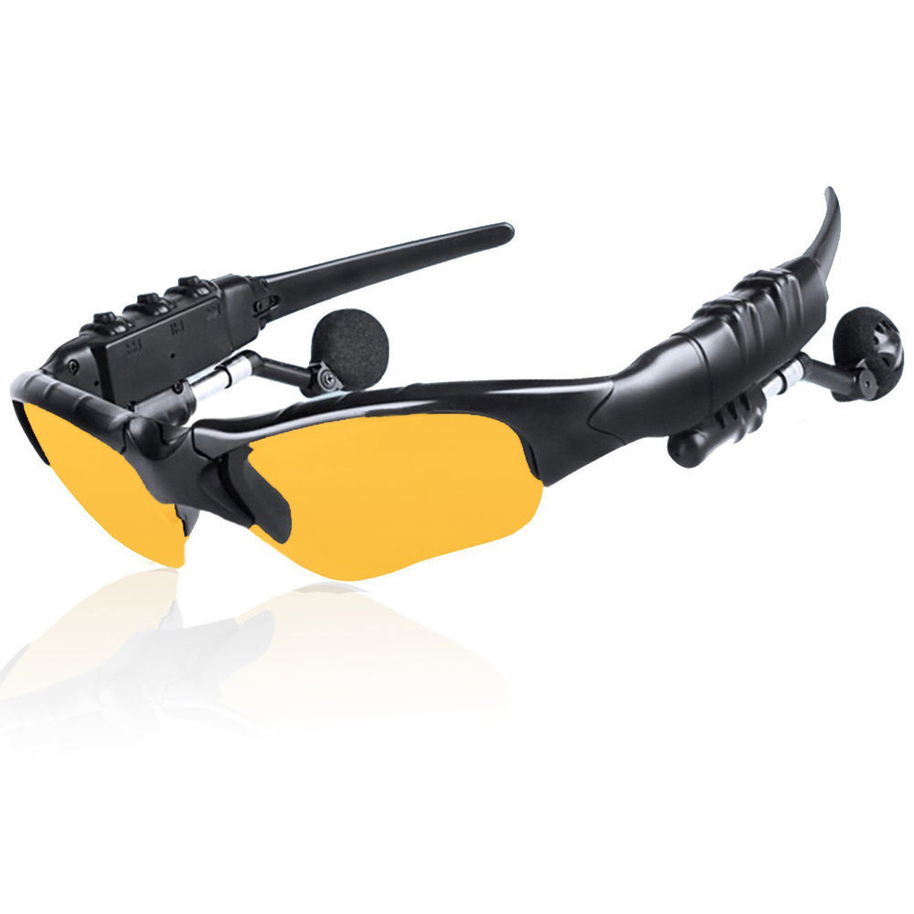 Sports Bluetooth Music Sunglasses Outdoor Cycling Sunglasses for Men