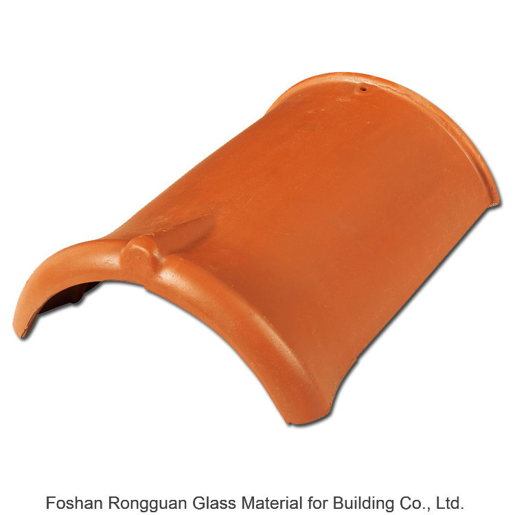 Clay Roof Tile Roman Tile Interclocking Water Proof Roof Tile (R1-A002)