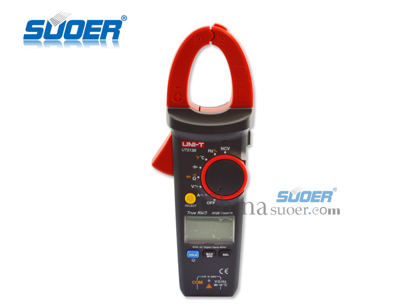 High Quality Digital Clamp Meter (UT213B)