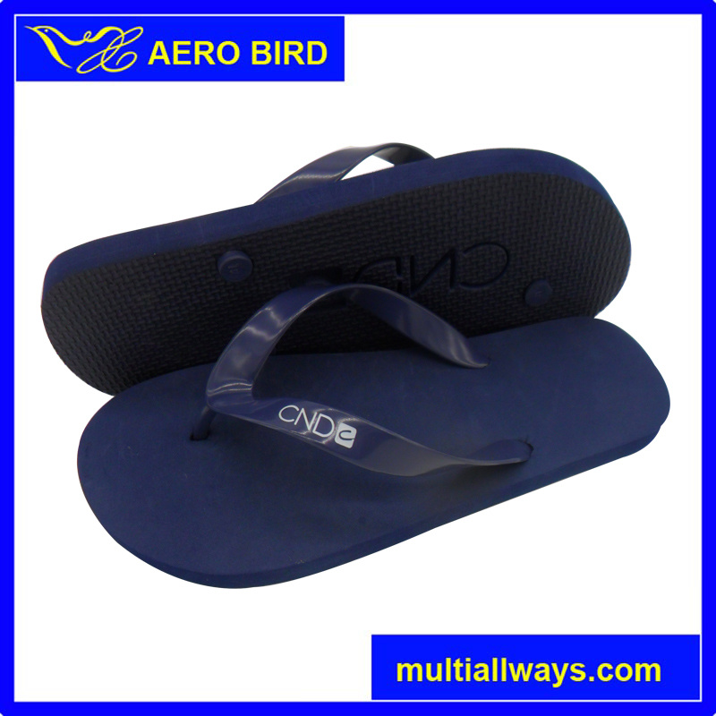 2016 New Engraved Outsole Beach EVA Slipper for Man