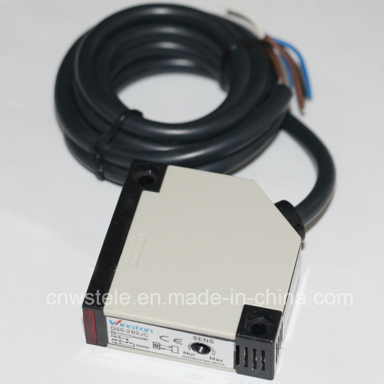 G50 Photoelectric Switch Through-Beam Type Diffuse Type Retroreflective Type