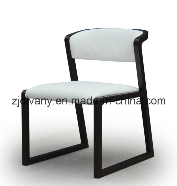 Neo Chinese Style Dining Furniture Wooden Dining Chair (C-56)